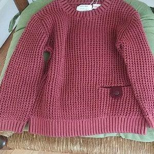 Zara baby knit wear